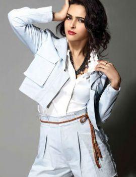 Madhurima Tuli FHM India Magazine Photoshoot Stills