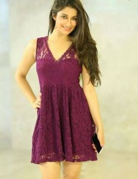 Madhurima at Best Actors Movie Press Meet