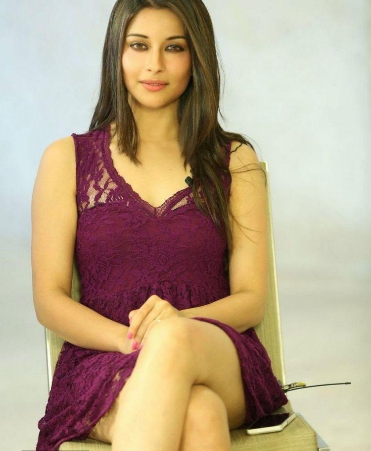 Madhurima at Best Actors Movie Press Meet