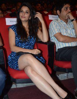 Madhurima at Romance Movie Audio Launch