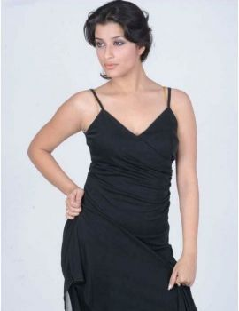 Madhurima Latest Photoshoot in Black Dress
