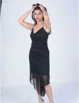 Madhurima Latest Photoshoot in Black Dress