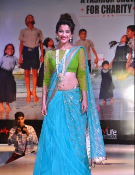Madhurima Latest Stills at Fashion Show