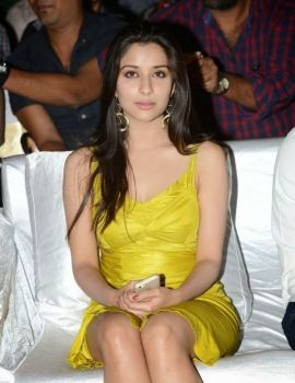 Madhurima Stills at Kotha Janta Music Launch
