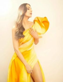 Malaika Arora at the Grand finale of LIVA Miss Diva 2020