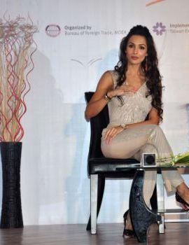 Malaika Arora Stills at Tiwan Campaign Launch