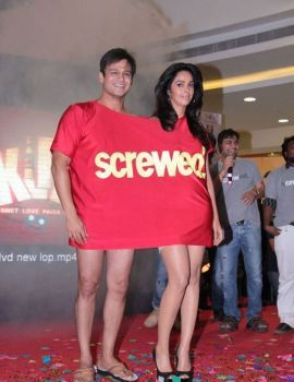Mallika Sherawat and Vivek Oberoi launch first look of Kismat Love Paisa Dilli