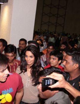 Mallika Sherawat and Vivek Oberoi launch first look of Kismat Love Paisa Dilli