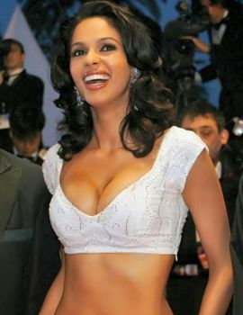 Mallika Sherawat at Cannes Film Festival Photos