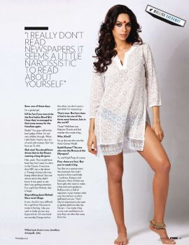 Mallika Sherawat Hot Photoshoot for FHM April 2011