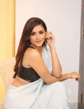 Malvika Sharma Latest Stills at Q9 Fashion Studio Launch