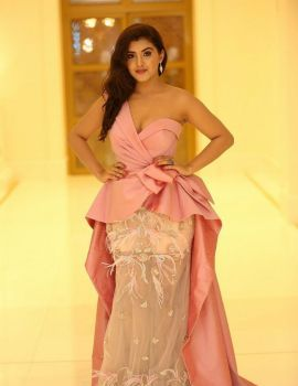 Telugu Actress Malvika Sharma Latest Photoshoot Stills