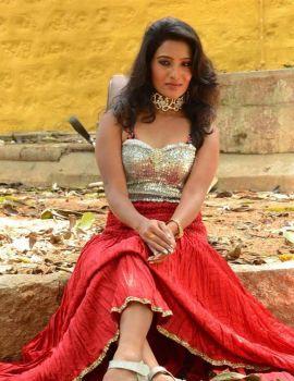 Mamatha Rahuth Stills at Maro Drushyam Movie Launch