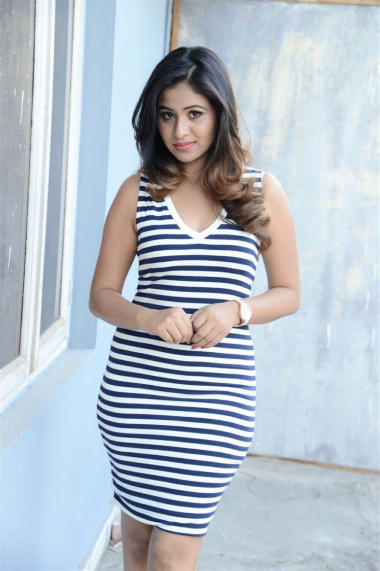 Manali Rathod At Fashion Designer S O Ladies Tailor Movie Press Meet 8