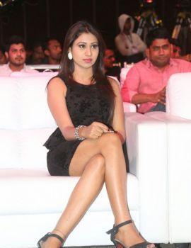 Manali Rathod at Hyderabad Love Story Movie Audio Launch