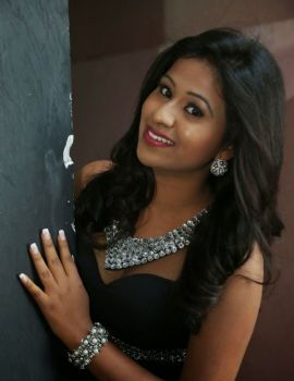 Manali Rathod Photos at Green Signal Audio Platinum Disk Function