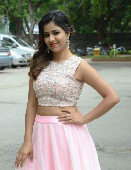 Manali Rathod Stills at Kamaneeya Company Launch