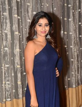 Manali Rathod Stills at Maggam Telangana Vastra Fashion Show