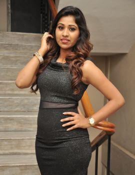 Telugu Actress Manali Rathod Stills at O Sthree Repu Raa Audio Release
