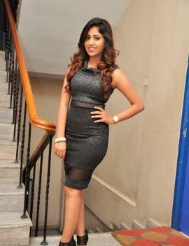 Telugu Actress Manali Rathod Stills at O Sthree Repu Raa Audio Release