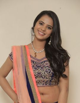 Actress Manasa Himsavarsha Latest Photoshoot Stills