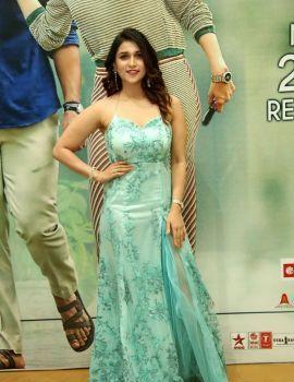 Mannara Chopra Stills from Sita Movie Pre Release