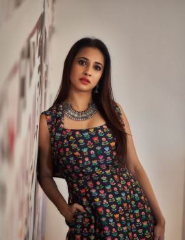 Manvitha Kamath Latest Photoshoot Stills