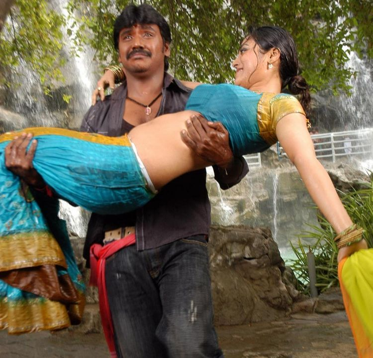 Actress Meenakshi Hot Stills from Rajathi Raja Tamil Movie