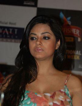 Meera Chopra at Chennai International Fashion Week Season Press Meet