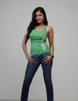 Malayalam Film Actress Meghna Raj Latest Photoshoot Stills