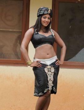 Meghna Naidu Latest Hot Photoshoot Stills