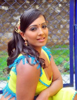 Telugu Actress Meghna Naidu Latest Photoshoot