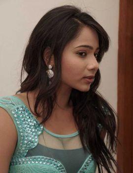 Telugu Actress Mithra at Shrujan Kutchhi Hand Embroidery Expo