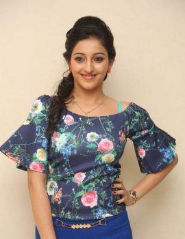 Mouryani Stills at Janaki Ramudu Movie Audio Launch