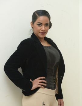 Mumaith Khan at Thikka Audio Release Function