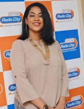 Mumaith Khan Photos at Radio City FM Station