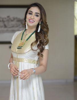 Musskan Sethi Photos at Radhakrishna Movie Interview