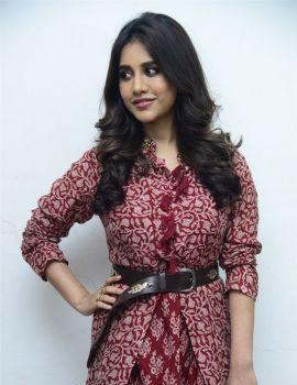 Nabha Natesh Photos at Solo Brathuke So Better Movie Thanks Meet