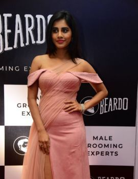 Nabha Natesh Stills at Dadasaheb Phalke Awards South 2019