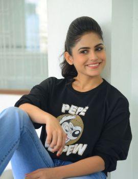 Naina Ganguly Latest Stills at Beautiful Movie Press Meet