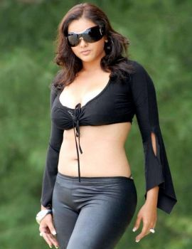 Beautiful South Indian Celebrity Namitha
