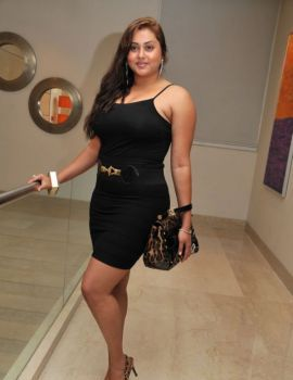 Namitha at Australian Earth Collection Fashion Show
