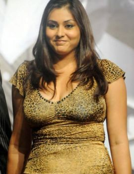 Namitha at Billa audio release