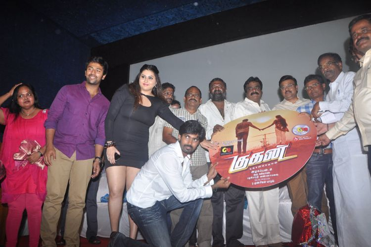 Namitha at Gugan Movie Audio Release Function
