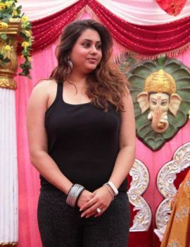 Namitha at JS Paradise marriage hall launch