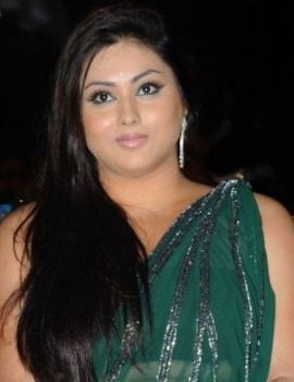 Namitha at Lux Sandal Cinemaa Awards