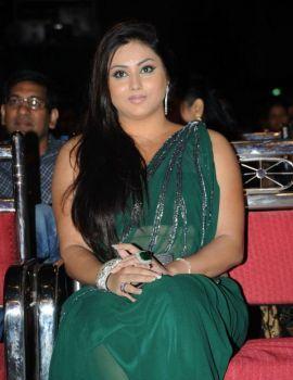 Namitha at Lux Sandal Cinemaa Awards