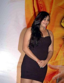 Namitha at Simha Movie 50days Function