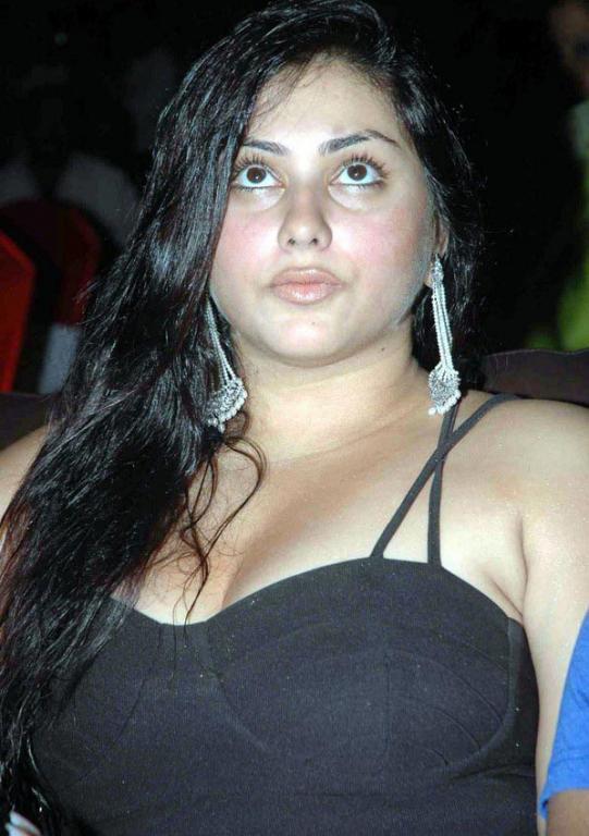 Namitha at Simha Movie 50days Function