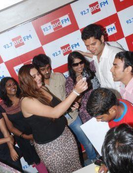 Namitha Birthday Celebration at Big FM